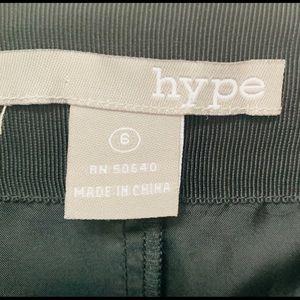 Anthropologie Skirts - Anthropologie Hype 100% Silk Multi-Color Skirt 6